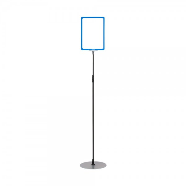 Serie VZ Bodenplakatständer DIN A4