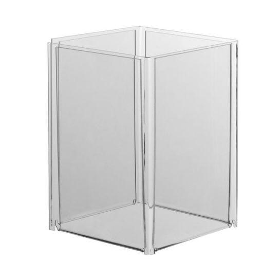 Acryl-Viereck-Ständer LangDIN, DIN A6, DIN A5