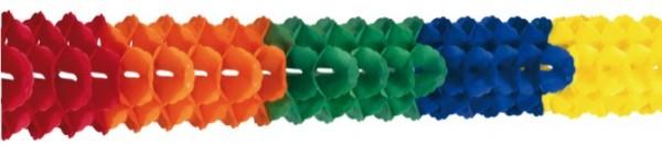 Girlande Multicolor 10m