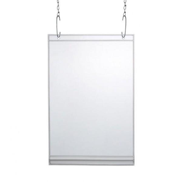 Wasserdichte Plakattaschen DIN A6 bis DIN A1