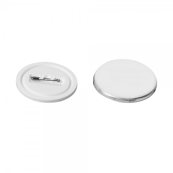 Buttons / Anstecker aus Kunststoff zum Selbermachen