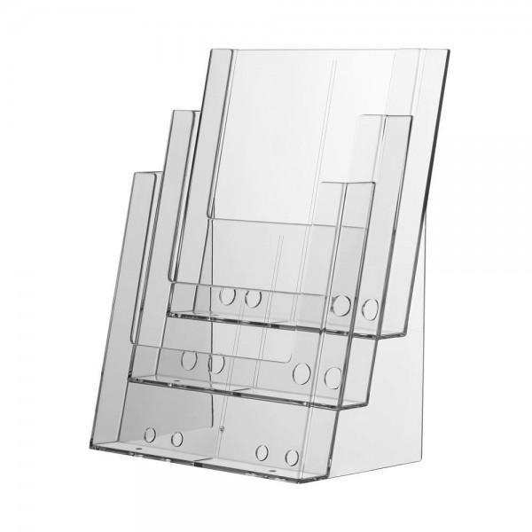 3-fach Tischständer Universum DIN A4