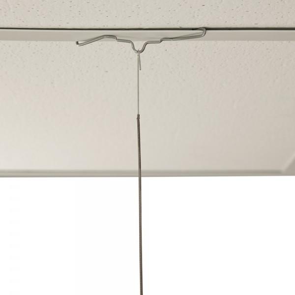 Deckenspinne für Odenwalddeecke/Rasterdecke