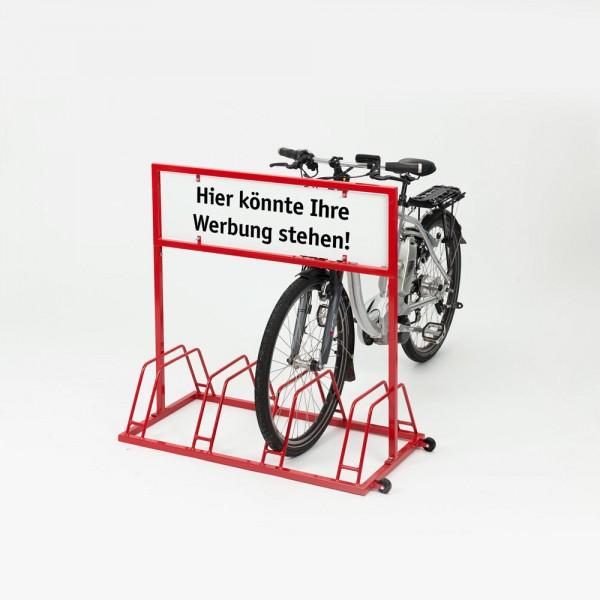 Fahrradständer feststehend