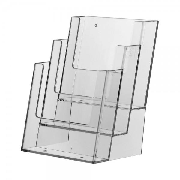 3-fach Tischständer Universum DIN A5