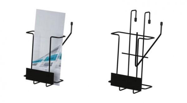 Prospketspender Issel Regal LangDIN,DIN A4, DIN A5