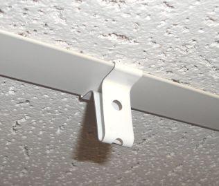 Decken-Clip T für Odenwalddecke/Rasterdecke