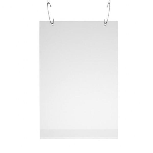 Plakattasche mit Metallöse DIN A6, A5,A4,A3,A2,A1