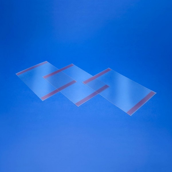 Klebehülle für Plakate im Format: DIN A7, A6,A5,A6,A4,A3,A2,A1