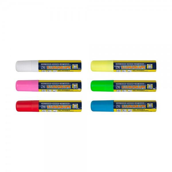 Illumigraph/Kreidemarker 15 mm Plakatstifte