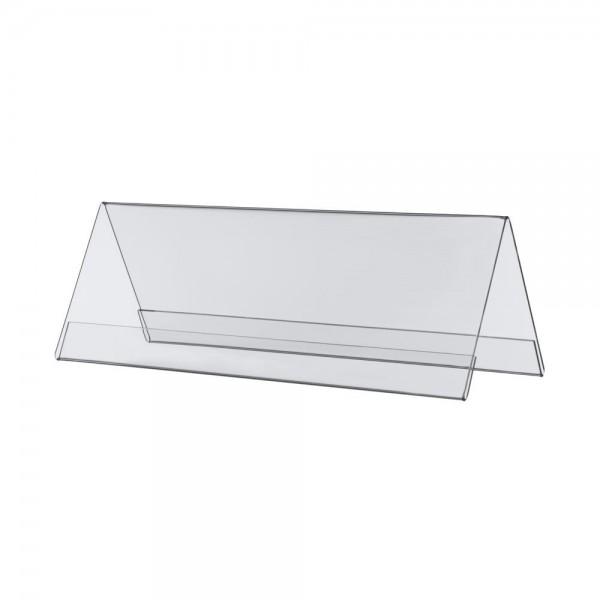 Acryl-Dachständer 297x105 mm